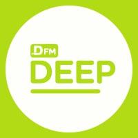 Logo de la radio DFM - Deep