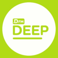Logo of radio station DFM - Deep