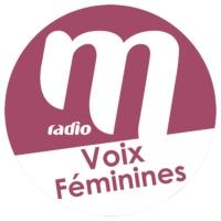 Logo of radio station M Radio - Voix Féminines