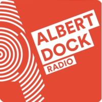 Logo de la radio Albert Dock Radio