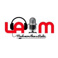 Logo of radio station LA M Radio