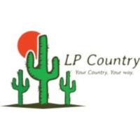 Logo of radio station LP Country