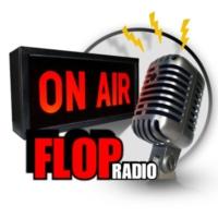 Logo de la radio Flop Radio
