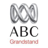 Logo of radio station ABC Grandstand