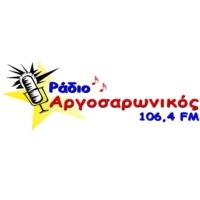 Logo of radio station Ράδιο Αργοσαρονικός