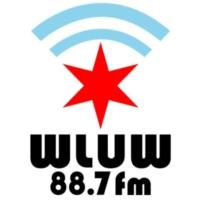 Logo of radio station WLUW-FM 88.7