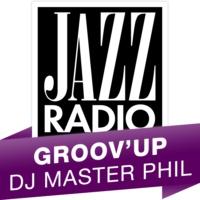 Logo de la radio Jazz Radio - Groov'Up
