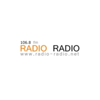 Logo of radio station Radio Radio Toulouse 106.8Fm