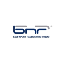 Logo of radio station БНР