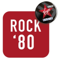 Logo of radio station Virgin Radio Rock '80