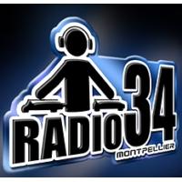 Logo de la radio Radio 34 Montpellier
