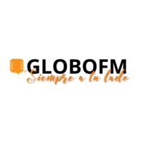 Logo of radio station Globo FM