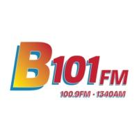 Logo de la radio WFEB B101