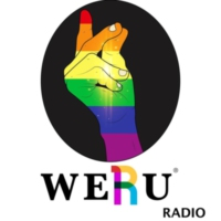 Logo of radio station WERUradio