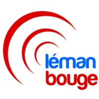 Logo of radio station Léman Bouge