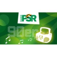 Logo of radio station Radio PSR - 90er