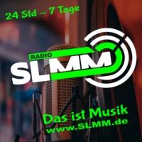 Logo de la radio SLMM Radio