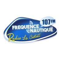 Logo of radio station Fréquence Nautique 107 FM