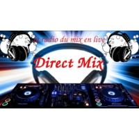 Logo of radio station Direct-Mix