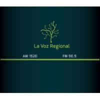Logo de la radio La Voz Regional