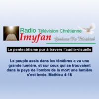 Logo of radio station RADIO TELEVISION CHRETIENNE IMYFAN