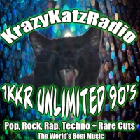Logo of radio station 1KKR - Unlimited 90's