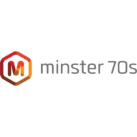 Logo of radio station Minster 70s