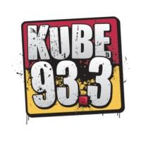Logo de la radio KUBE 93.3