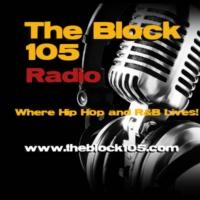 Logo of radio station TheBlock105