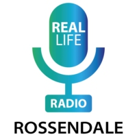 Logo of radio station Real Life Radio: Rossendale