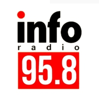 Logo of radio station Info Radio 95.8