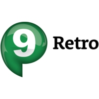 Logo of radio station P9 Retro