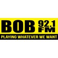 Logo de la radio KBBO BOB 92.1