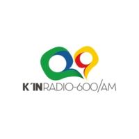 Logo de la radio XEOCH K'in Radio AM 600