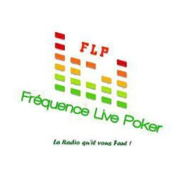 Logo of radio station Frequence Live Poker