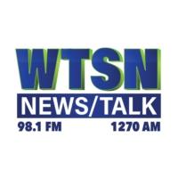 Logo de la radio WTSN Radio
