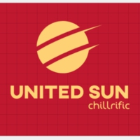 Logo of radio station United Sun