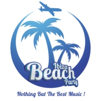 Logo de la radio IBIZA BEACH PARTY