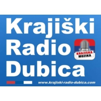 Logo of radio station Krajiski Radio Dubica