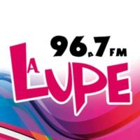 Logo de la radio XHGNK-FM La Lupe 96.7