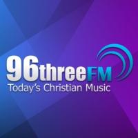 Logo de la radio 96three FM