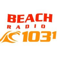 Logo de la radio CKQQ-FM 103-1 Beach Radio