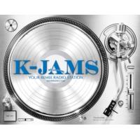 Logo de la radio kjams radio