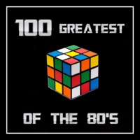 Logo of radio station 100 GREATEST OF THE 80'S