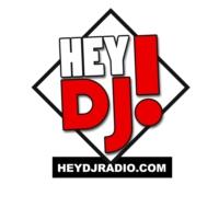 Logo de la radio HEY DJ RADIO
