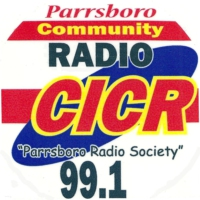 Logo of radio station CICR-FM 99.1