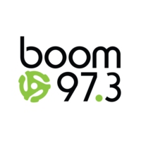 Logo of radio station CHBM-FM boom 97.3