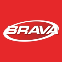 Logo of radio station BRAVA 94.9