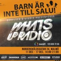 Logo de la radio WHATS UP RADIO