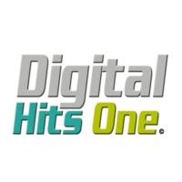 Logo of radio station Digital Hits One